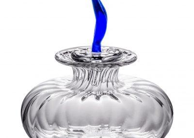 Encrier en cristal pour le logo de Reitnog